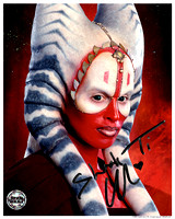 Star Wars Autographed Photos
